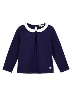 Navy baby blouse GAESBRA1 / 19W901U3D3A070