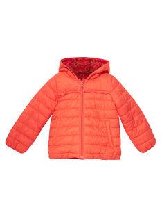 Light orange Jackets JAVIDOUNE / 20S901I2D3E406