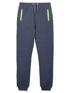 Blue pants GOBLAPAN / 19W902S1PANC243