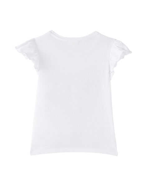 White T-shirt JAMARTI3 / 20S901P3TMC000