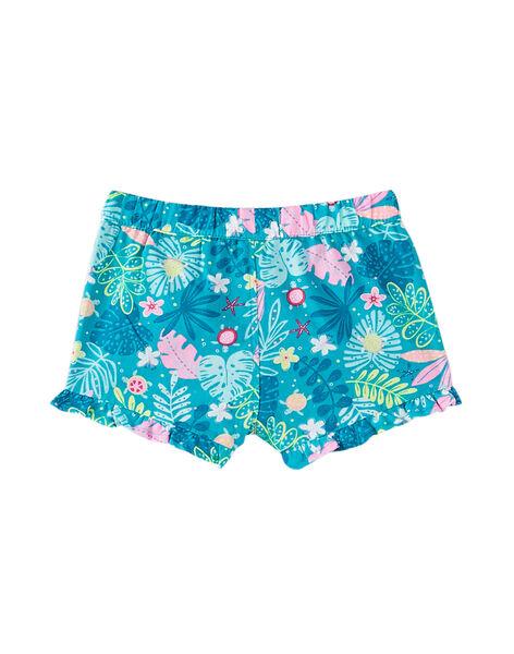Green Shorts JIQUASHO1 / 20SG09R1SHO621