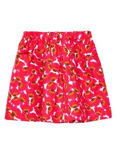 Pink Skirt JAVIJUP2 / 20S901D2JUPD327