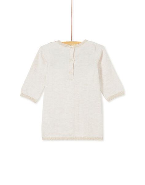 Heather beige DRESS KIREROB2 / 20WG09G2ROBA011