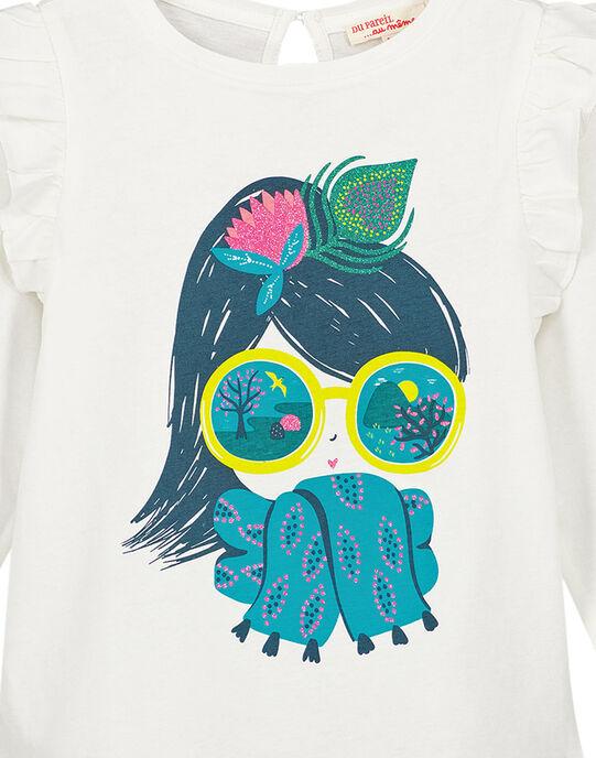 Off white T-shirt GATUTEE1 / 19W901Q1TML001