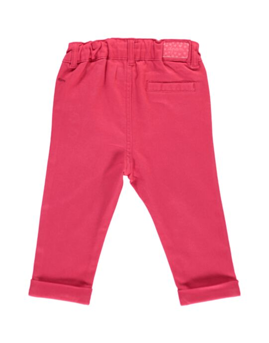 Red pants CIHOPAN / 18SG09E1PANF503