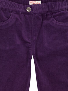 Purple Pants GAJOVEJEG5 / 19W901L3D2B708