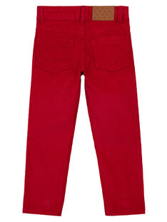 Red Pants GOJOPAVEL4 / 19W90233D2BF508