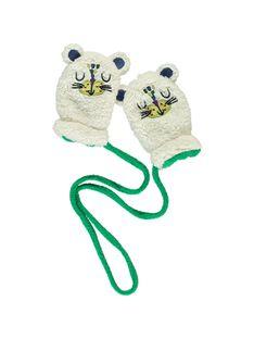 Baby boys' mittens DYUVIOGAN / 18WI10H1GAN808