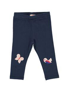 Baby girls' leggings CYIDELEG / 18SI09F1CAL705