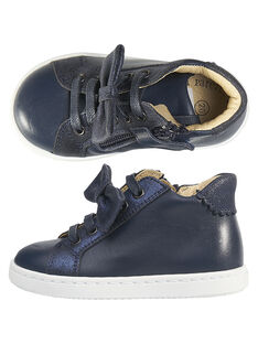 Navy Sneakers GBFBASBOW / 19WK37I2D3F070