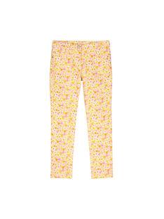 Multicolor pants FAPOPANT / 19S901C1PAN099
